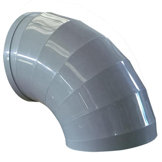 90 Degree Large Diameter Pipe Elbow,big Diameter Elbow,HAVC Pipe Fitting