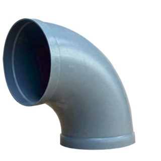 Plastic Pipe Fitting Elbow PVC Pipe Fitting 90 Degree Elbow