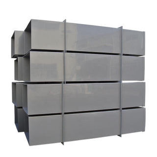 Ventilation & Duct Plastic Square Pipe Air Conditioner Duct Supplier