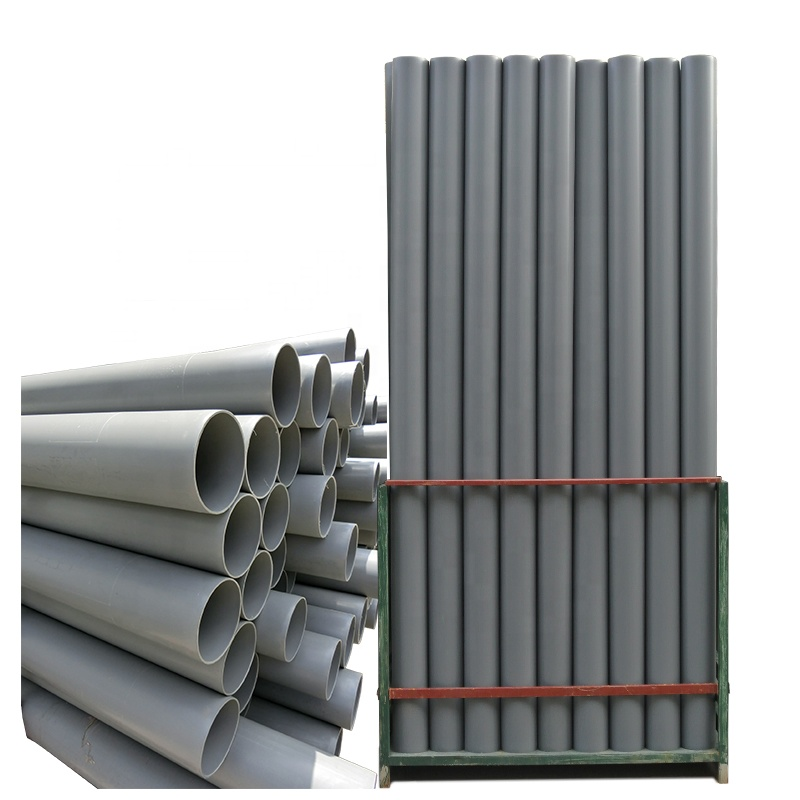 Standard Round and Square Pp Pipe