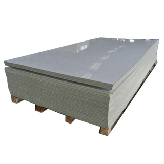 Low price pp plastic sheet with Feature of Correction Resistance