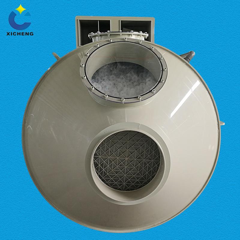 Co2 Wet Flue Gas Desulfurization Air Scrubber - Buy Wet