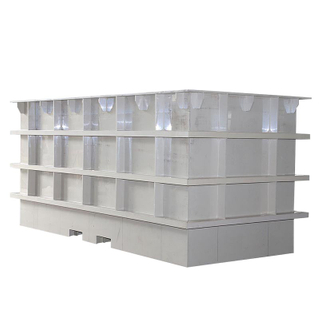 Good Service Hot Sale Price Water Storage Tank Factory Used Square Plastic Water Storage Containers