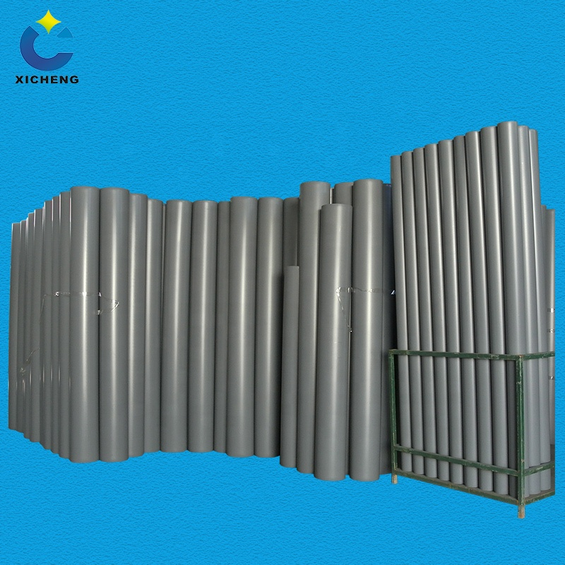 Polypropylene plastic air duct system Kitchen exhaust ventilation duct