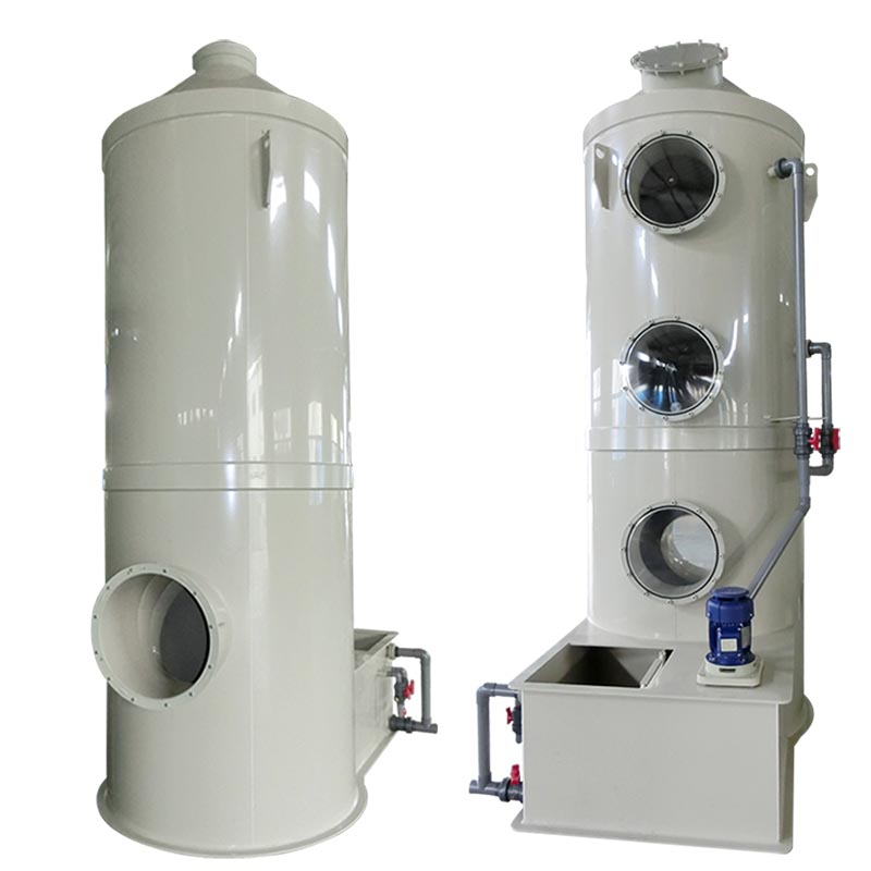 Industrial Acid Gas Control Device Wet Scrubber