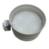 Electric Round Air Duct Damper Valve HVAC PVC/PP Material damper with dn63~dn1500