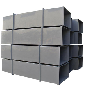 Wholesale Customized Air Ventilation PP Ventilation Square Duct