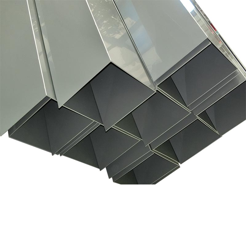 Hvac System Square Plastic Air Ventilating Duct Pipe