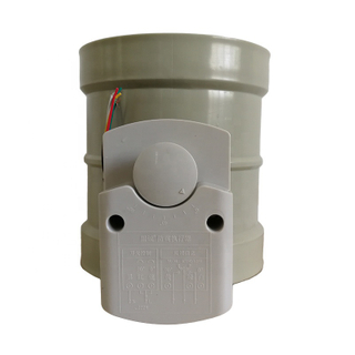 Plastic Valve for Air Control Electric Actuator Valve