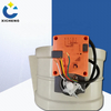 PP Motorized Air Damper for HAVC Air Flow Control,air Duct Damper,pneumatic valve